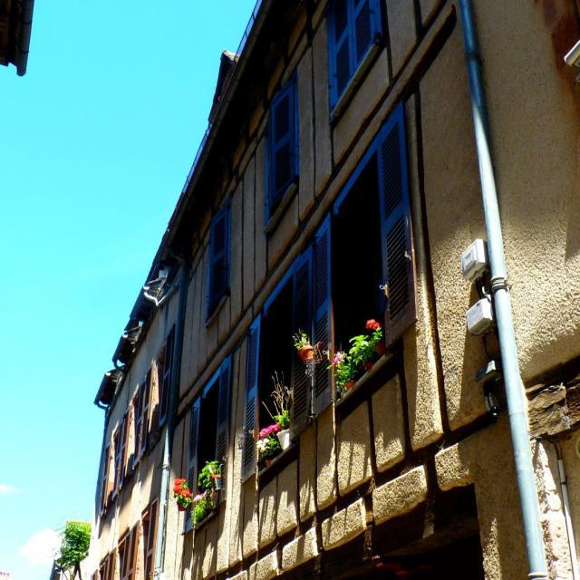Quartier des Embergues à Rodez