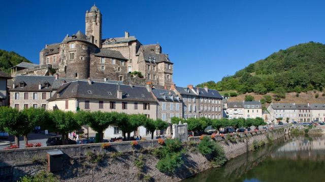 Estaing, un Plus Beau Village de France