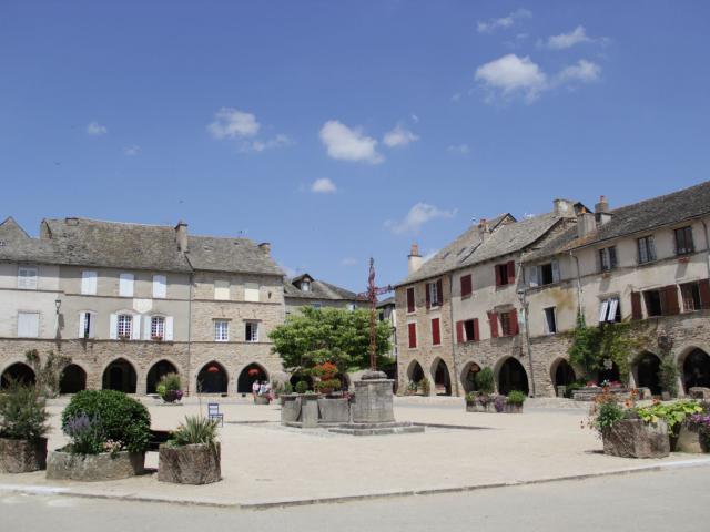 Bastide de Sauveterre De Rouergue