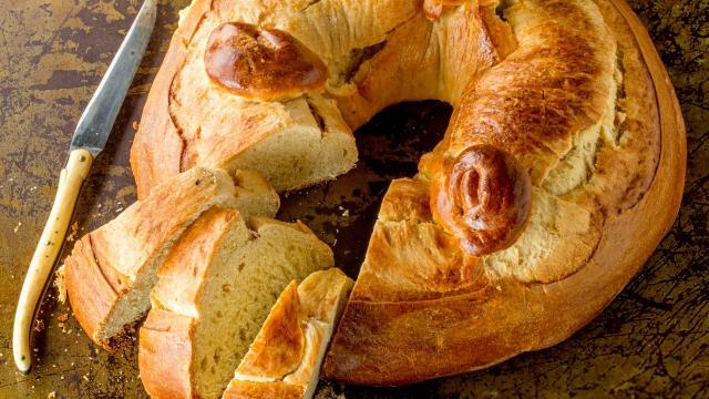 Fouace : spécialité sucrée aveyronnaise
