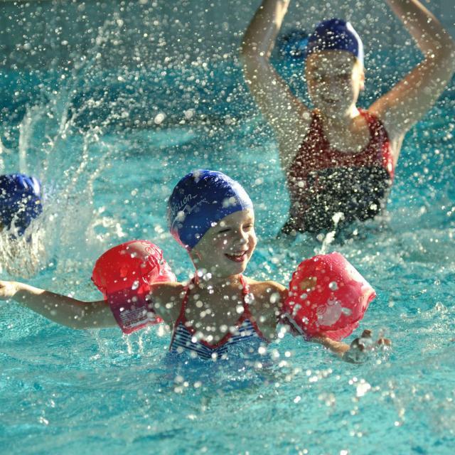 Centre aquatique Aquavallon à Rodez