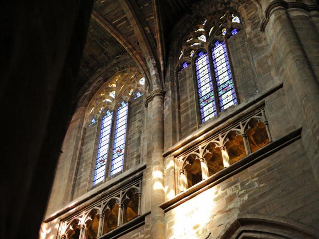 Ouvertures de la cathédrale de Rodez