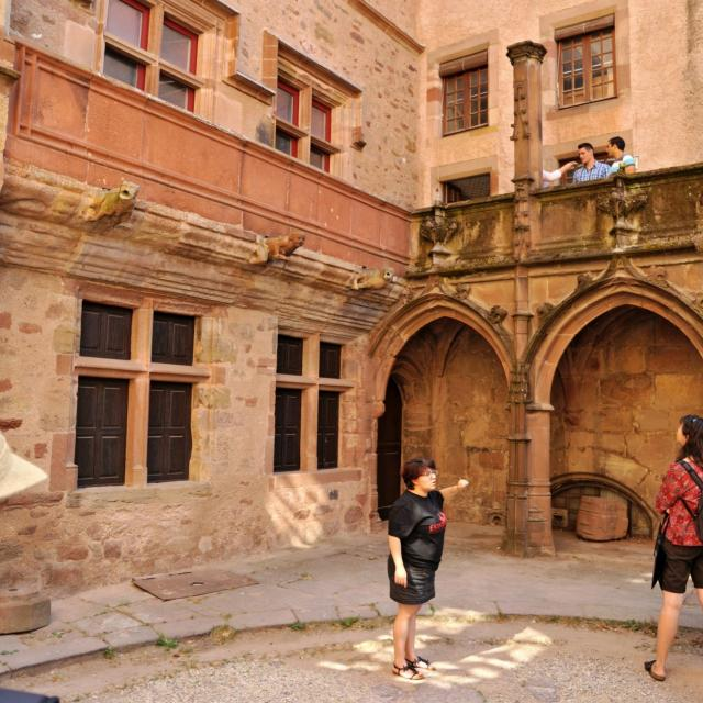 Visite guidée du centre de Rodez