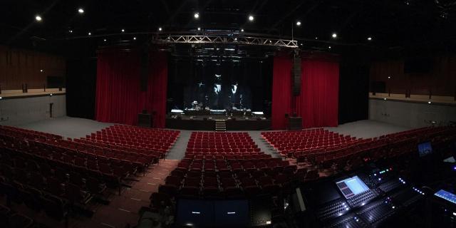 Salle de spectacle de l'Amphithéâtre de Rodez