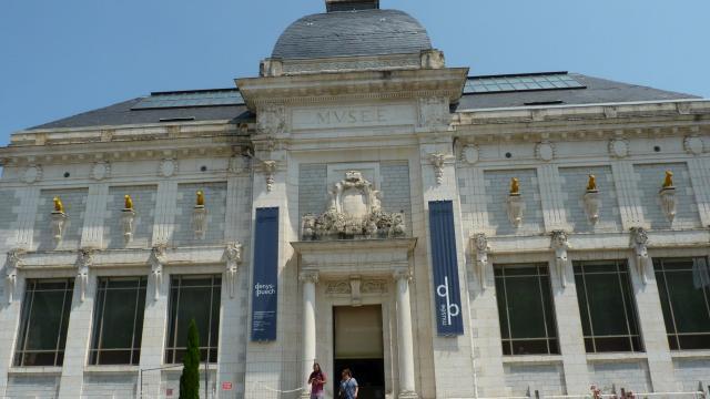 Entrée du musée Denys-Puech