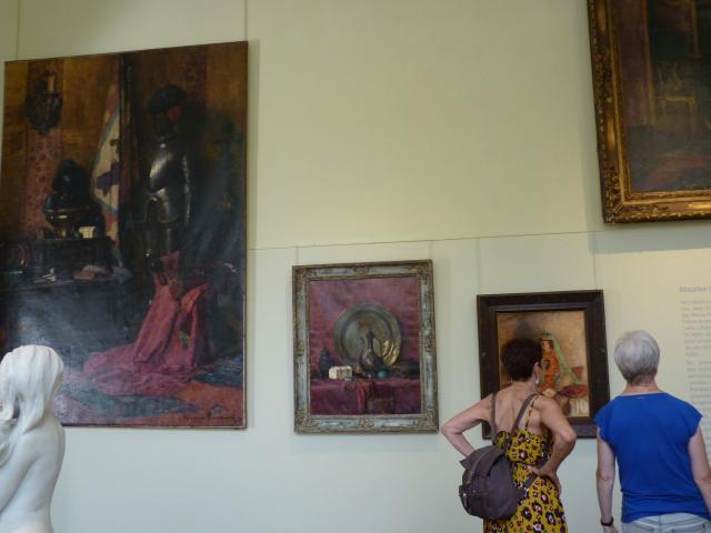 Exposition du musée Denys-Puech