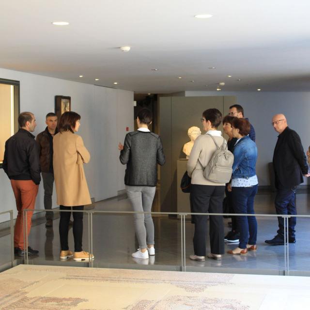 Visite guidée au musée Fenaille