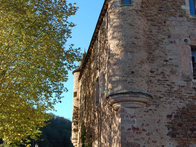 Château d'Ampiac