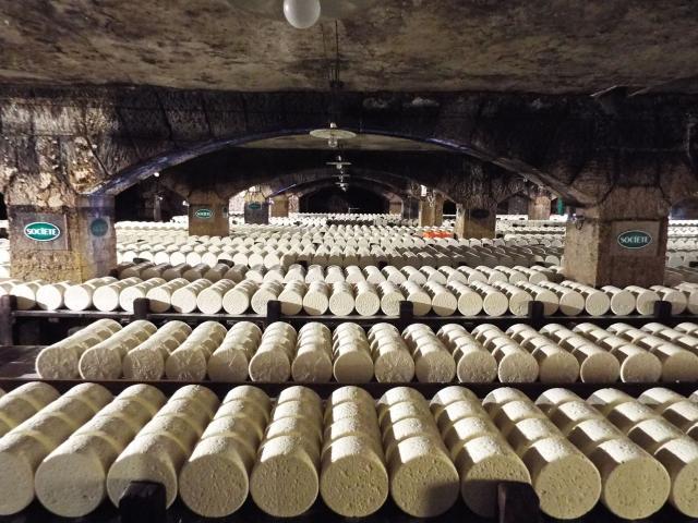 Caves du Roquefort Société