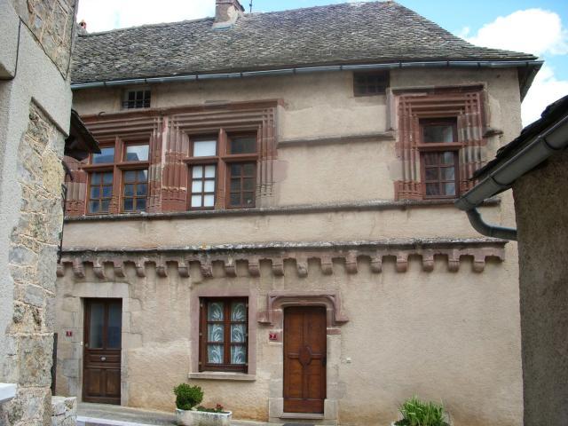 Maison Yence de Sainte-Radegonde