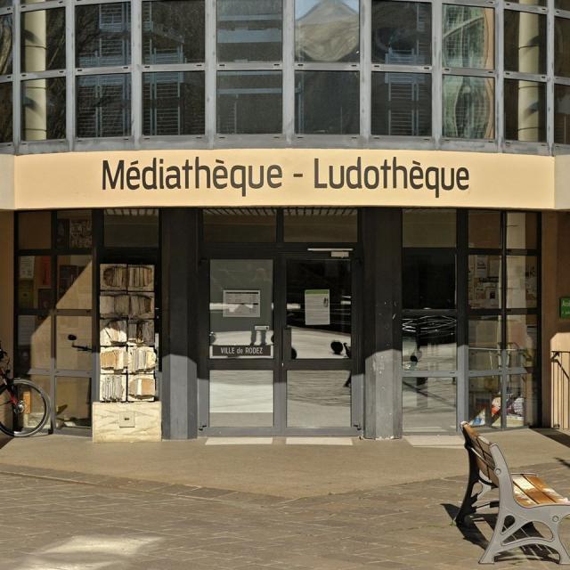 Médiathèque - Ludothèque de Rodez