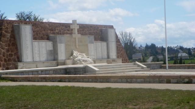 Mémorial de la Résistance à Sainte-Radegonde