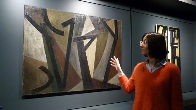 Découverte du musée Soulages