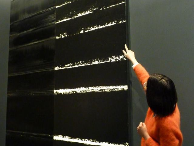 Visite et découverte du musée Soulages