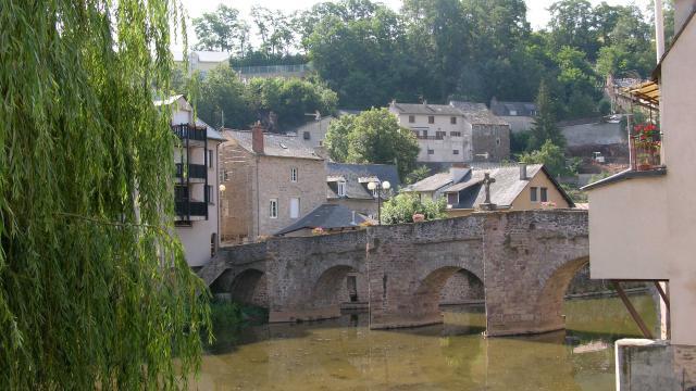 Pont vieux du Monastère