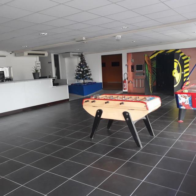 Salle de jeux à Safe Zone