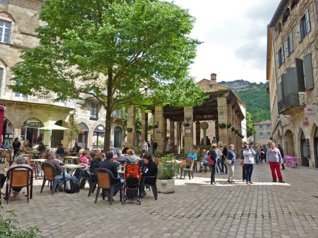 Place de Saint Antonin Nobleval