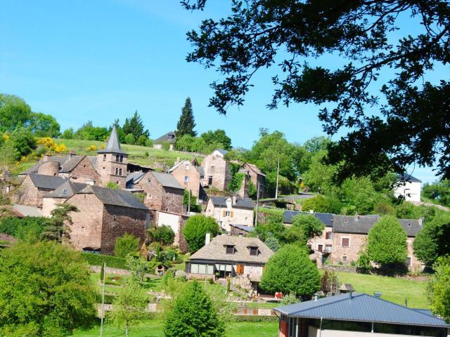 Village du Pas - commune de Druelle-Balsac