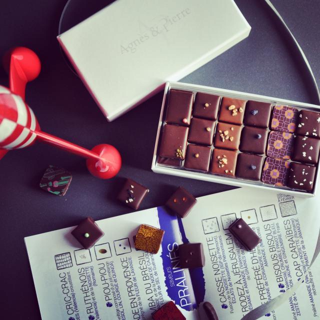 Chocolats Agnès & Pierre
