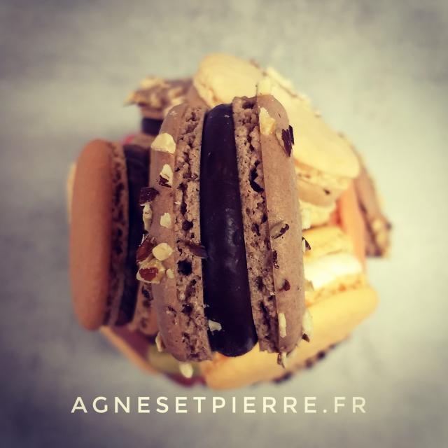 Macaron de chez Agnès & Pierre