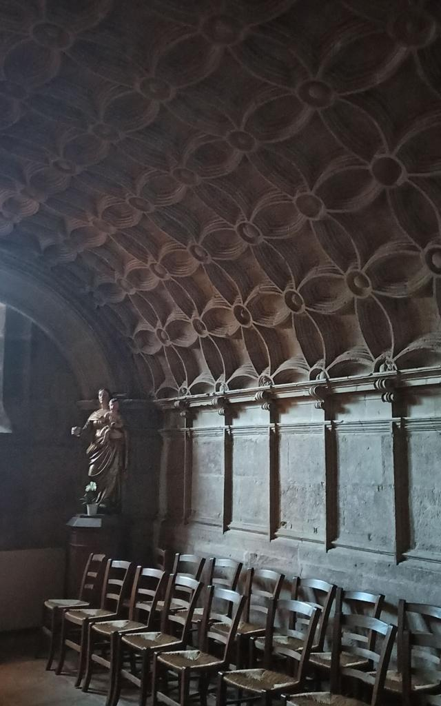 Chapelle de la cathédrale