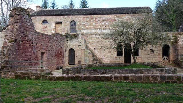 Ancien Prieuré Grandmontain, à Balsac