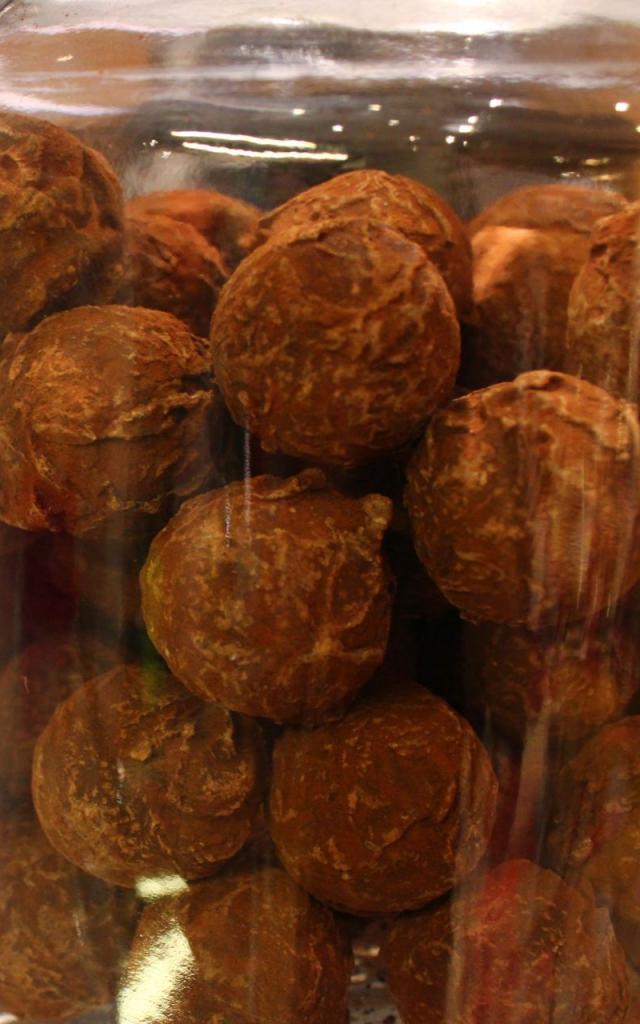 Marc de Marcillac et chocolats chez Alary