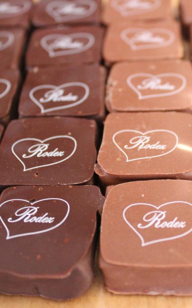 Rodez en chocolat chez Stéphane Alary