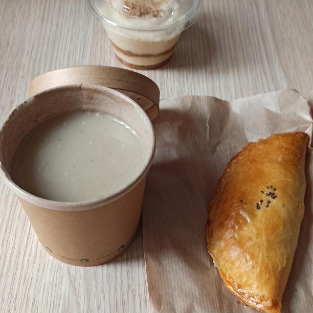 Repas chez Mirel Empanadas