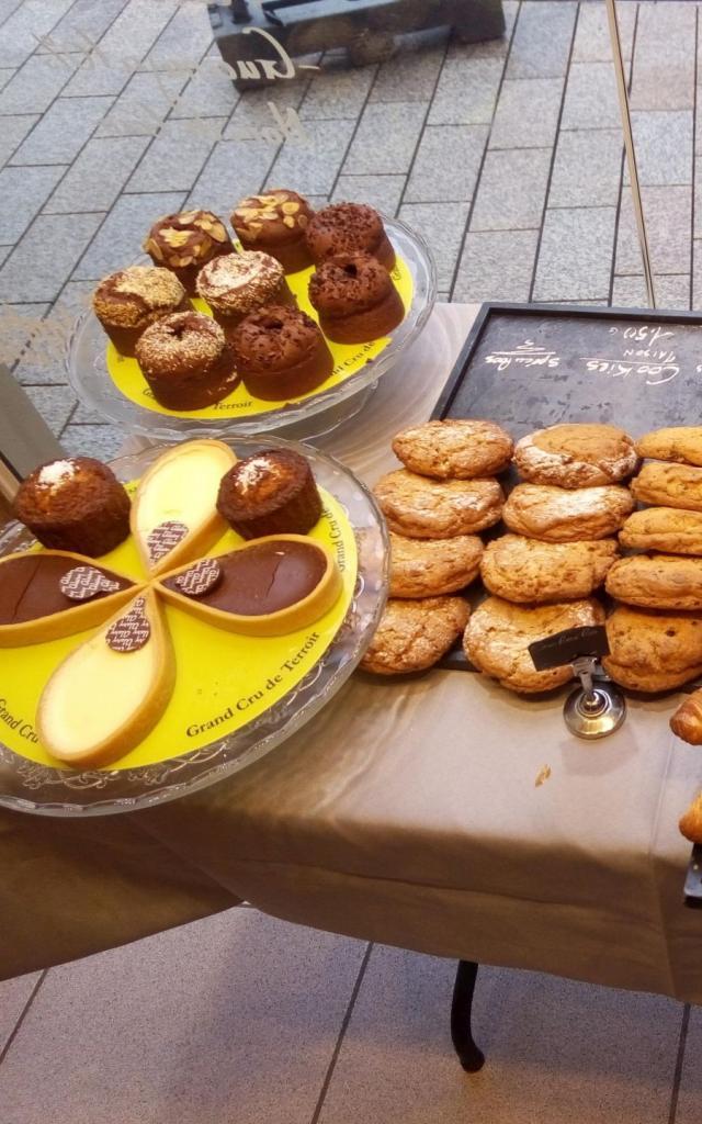 Gourmandises chez Stéphane Alary Chocolatier