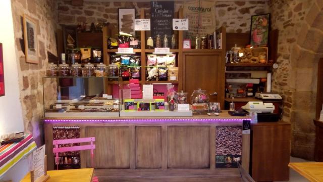 Boutique Stéphane Alary Chocolatier