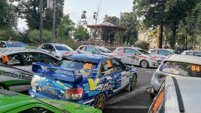Rallye du Rouergue à Rodez