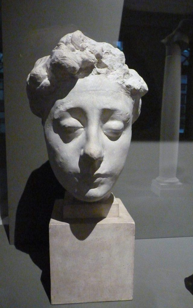 Madame Fenaille par Rodin