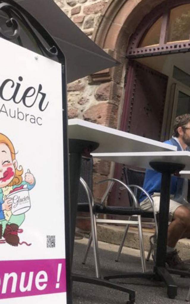 Glacier de l'Aubrac à Rodez