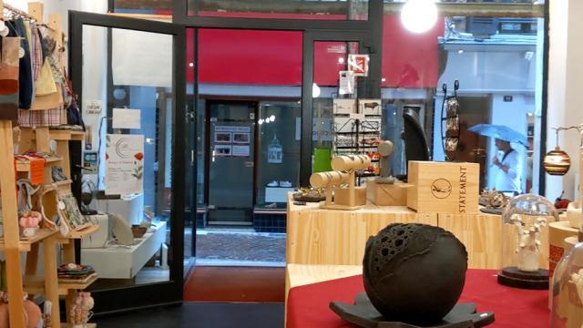 Boutique du Bal des Créateurs à Rodez