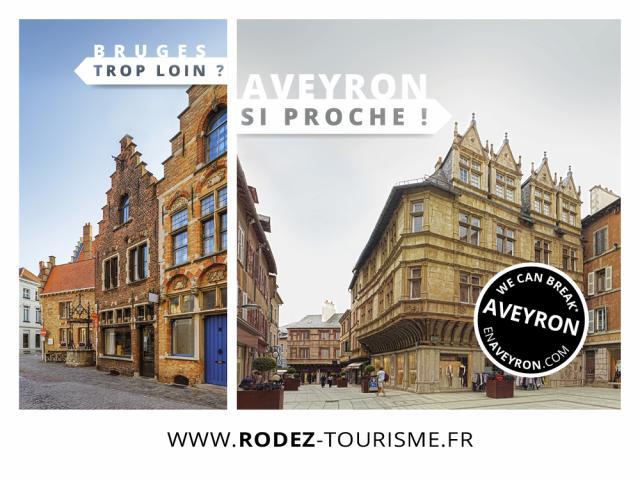 We can break Aveyron - Rodez / Bruges