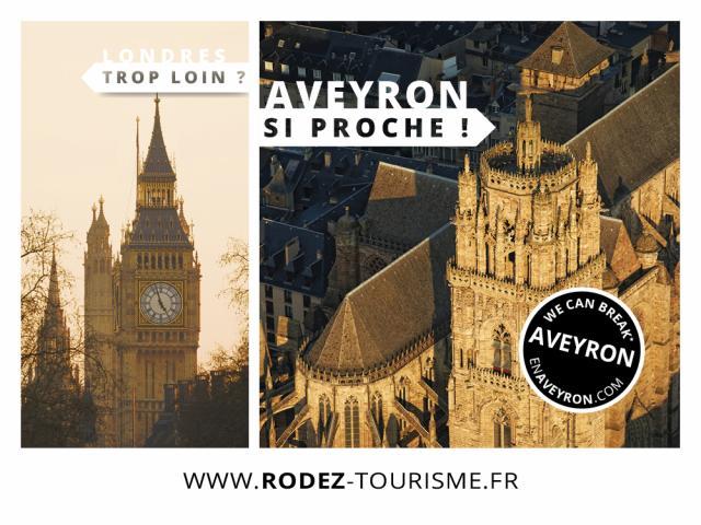 L'ailleurs n'est pas loin : Rodez / Londres