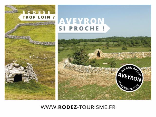We can break Aveyron / Ecosse