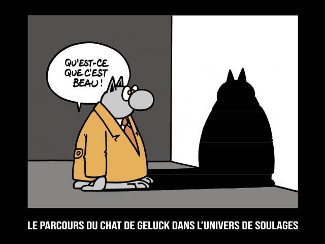 Visuelaffiche Le Chat En Jpg