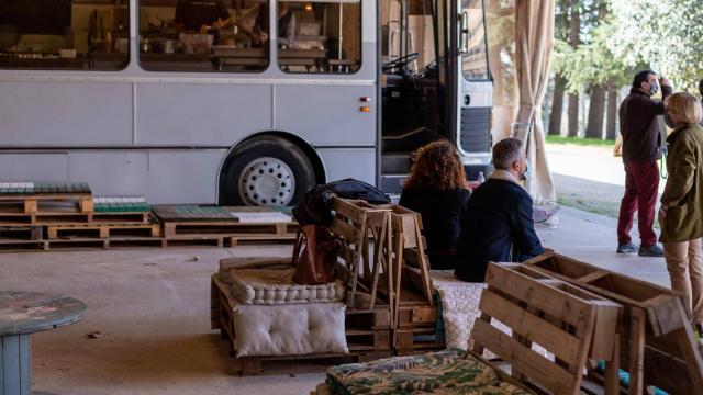 Foodbus à Station A