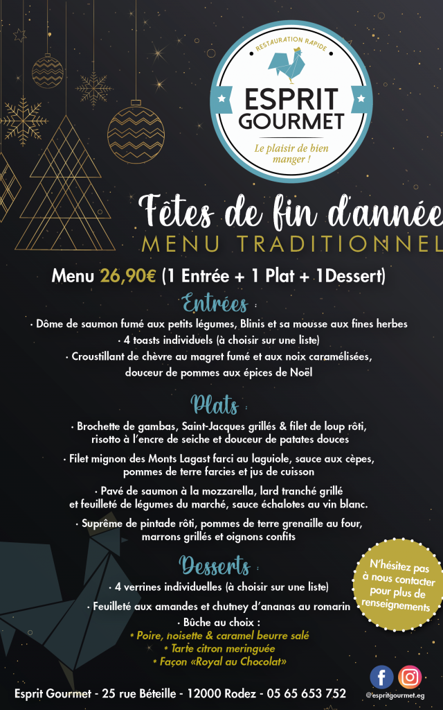 Restaurant Esprit Gourmet