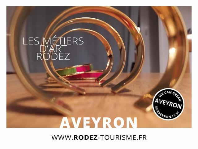 Les métiers d'Art à Rodez - Aveyron