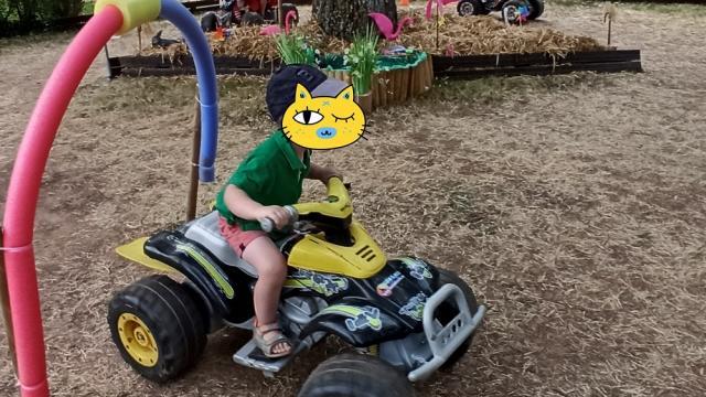 Mini Quad à Rodez Plage