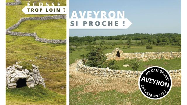 Le Causse à Rodez en Aveyron