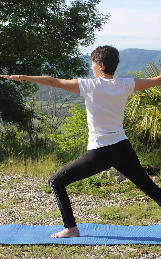 Yoga - S.Lacaze