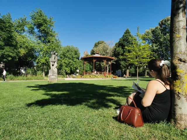 Jardin du Foirail