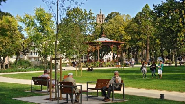 Jardin Public du Foirail