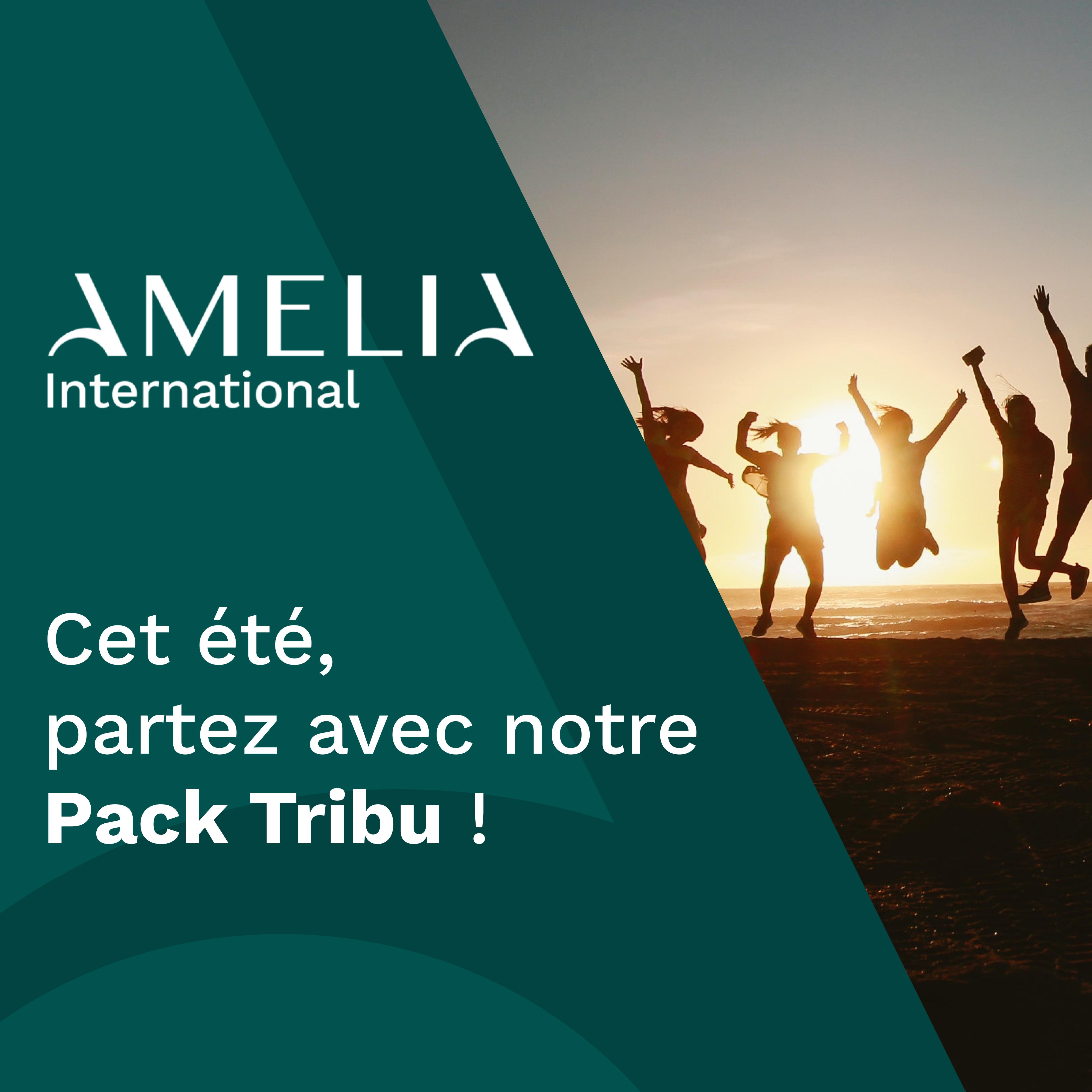 Pack tribu Amelia