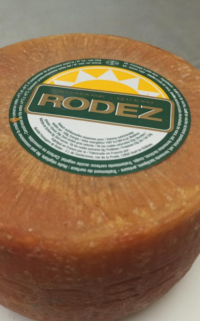 Le Rodez, fromage