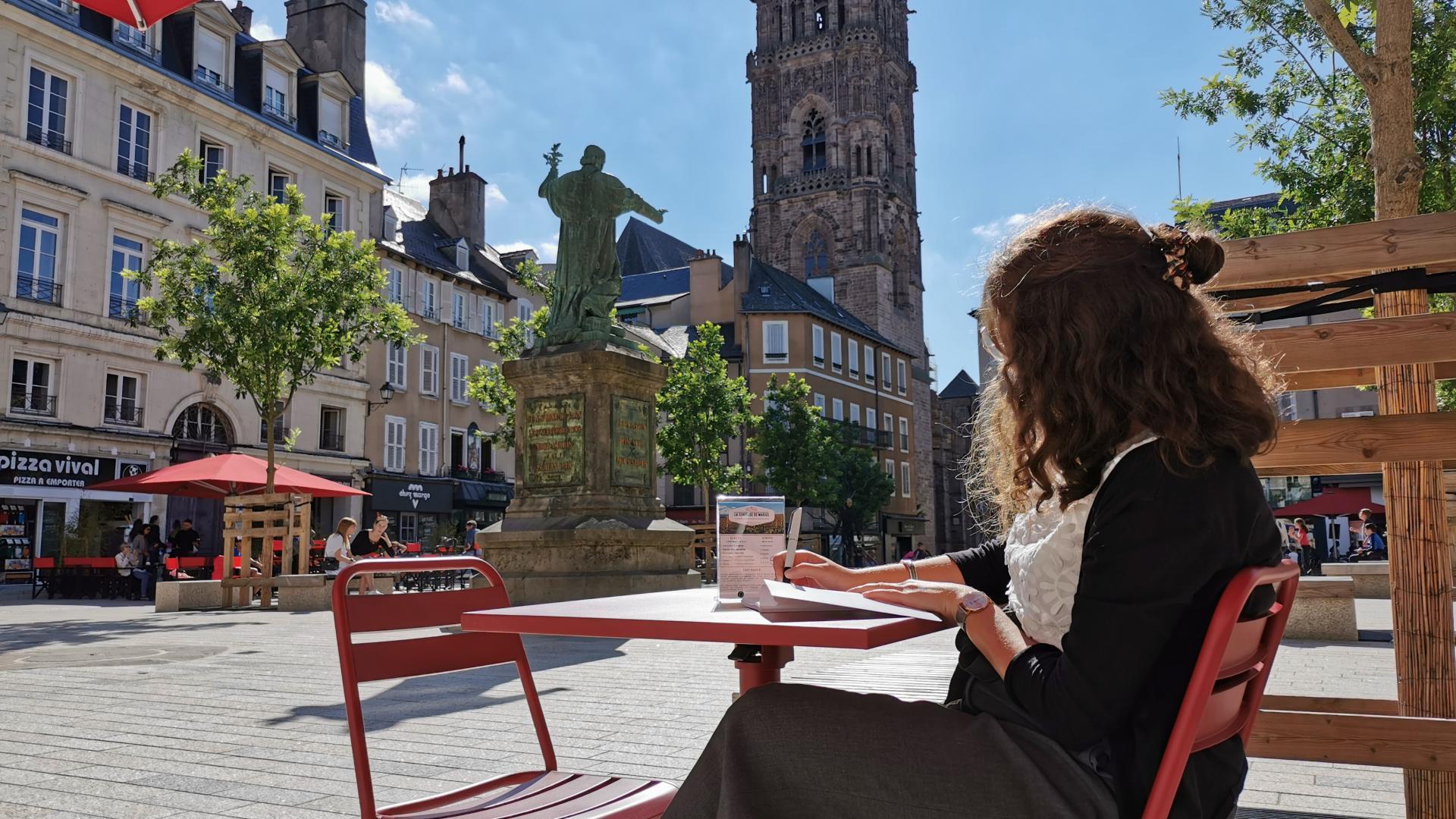 Concours d'écriture - Place de la Cité